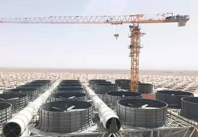 龙虎和代理【项目案例】国王也点赞!努奥光热电站打造世界之最