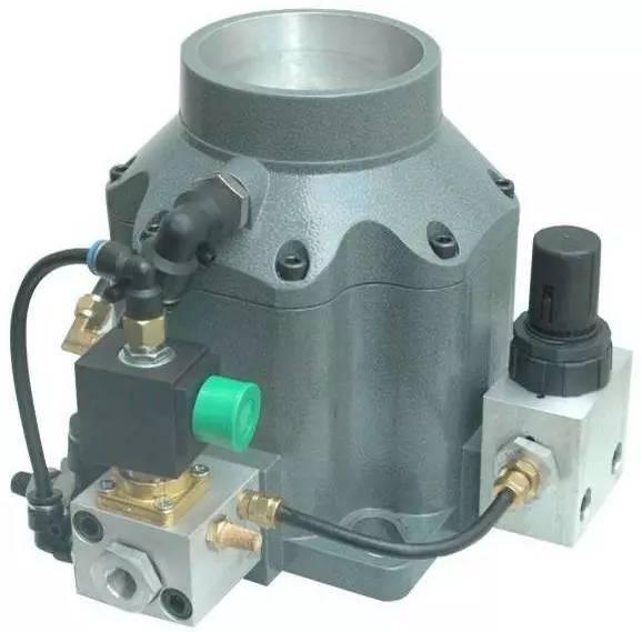 进气阀是空压机的呼吸口,普通空气进入进气阀后到压缩机头,经过压缩而图片