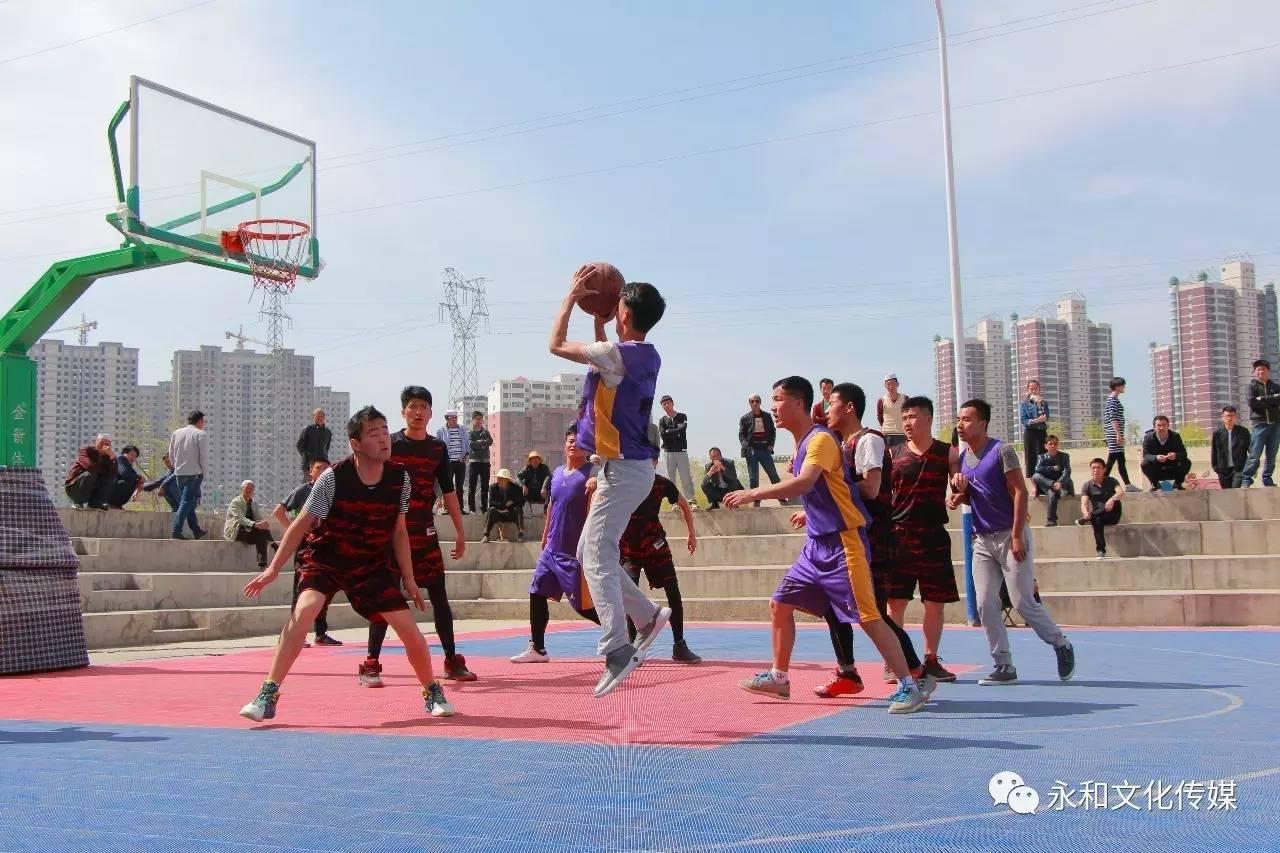 """第七届""""广河杯""""高校大学生篮球赛今天正式开始"""