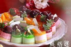 好多好多水果 简单制作水果果冻