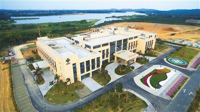海南省积极推进乐城国际医疗旅游先行区建设