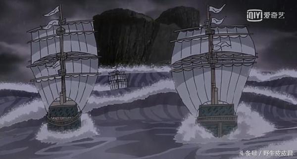 海贼王这两颗果实的破坏力,只逊白胡子的震震果实图片