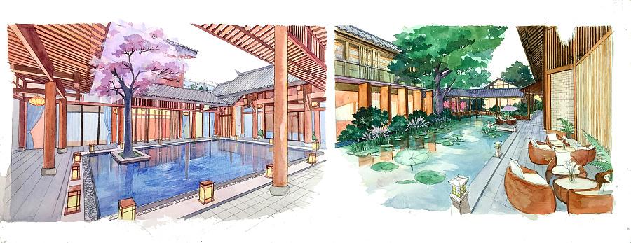武汉室内设计培训学校 武汉室内软件培训班 武汉手绘设计培训机构