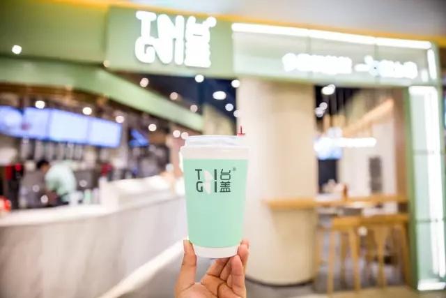 深圳奶盖茶双雄之一,台盖的崛起速度让人惊讶