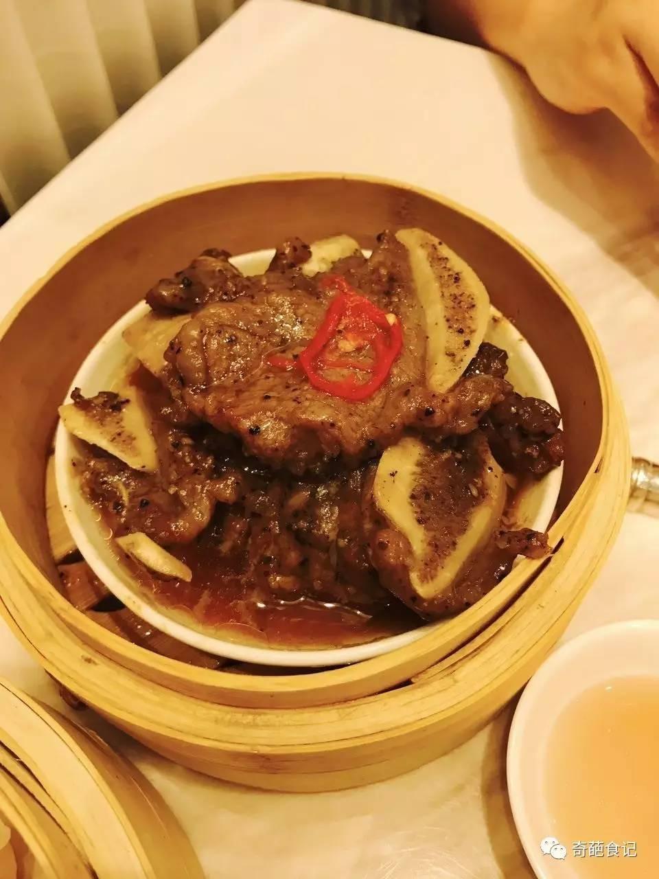 上海 香港百合居 | 点心几乎都点了一遍,是个挺