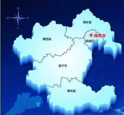 繁华普宁,是人口最多的县级市排名第一,人口已超过200万