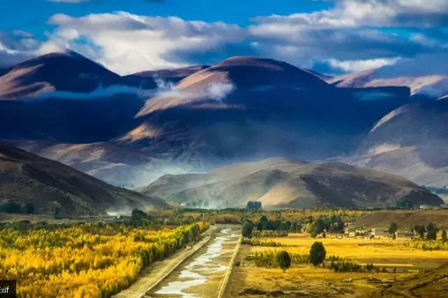 中国最美的公路,这辈子一定要去走走图片