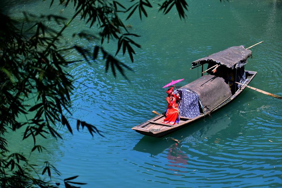 宜昌三峡,屈原故里,做一回土家人 - TIM生命过客 - TIM生命过客的博客