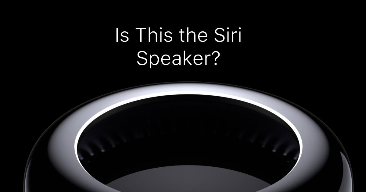 苹果要推类Amazon Echo的竞争产品 !趋势吗?