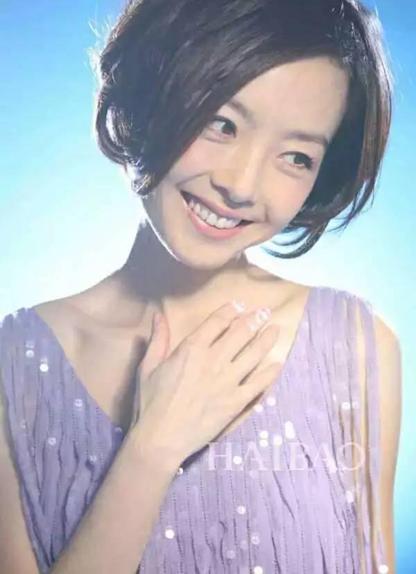 年轻10岁就靠这一刀!剪成短发的女神都美炸了! 美容护肤 图12