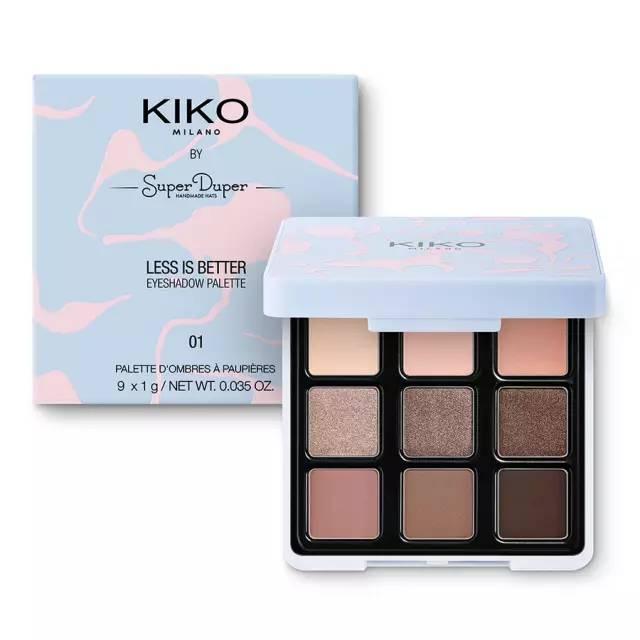 KIKO20周年限定款彩妆系列! 美容护肤 图6