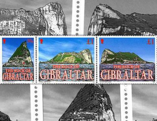 """直布罗陀的""""山脉""""邮票-荐读 让战斗民族欣喜若狂的邮票是啥样图片"""