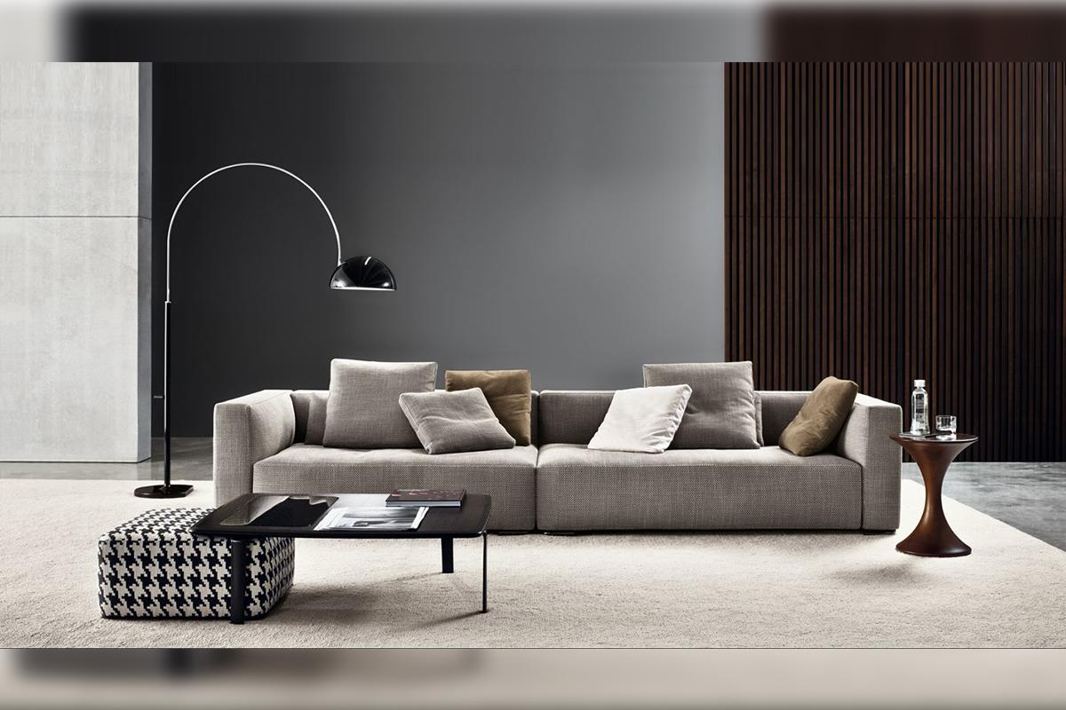 现代轻奢风格情怀,意大利极简轻奢家具图片欣赏!