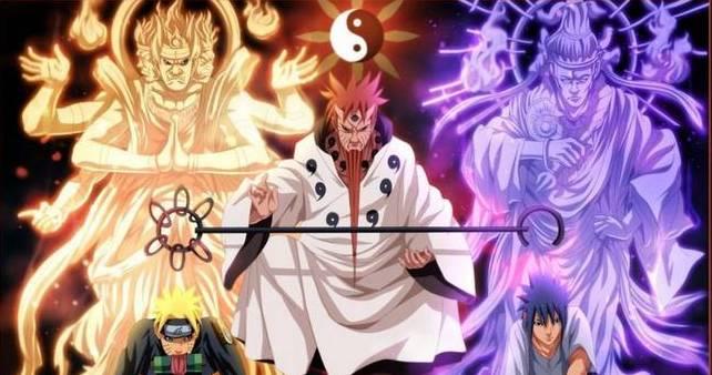 火影忍者实力最强五人,只论个体,鸣人排不上!