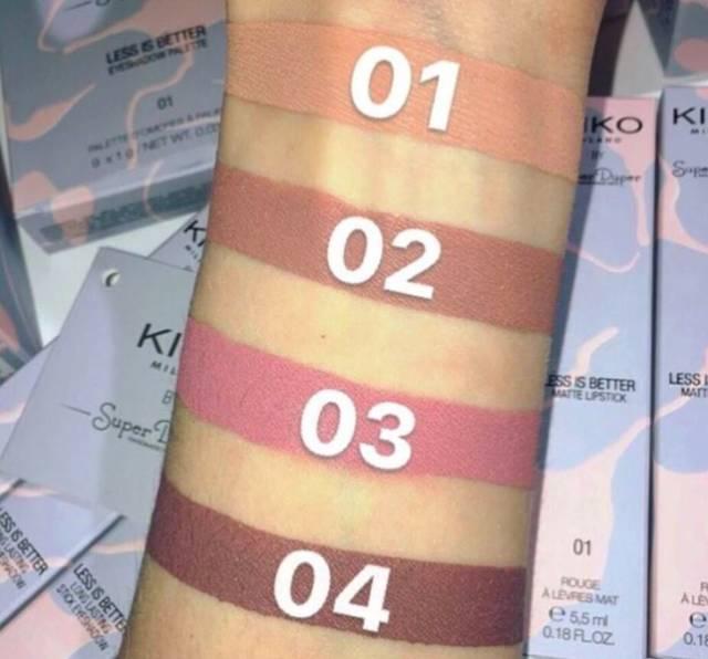KIKO20周年限定款彩妆系列! 美容护肤 图14