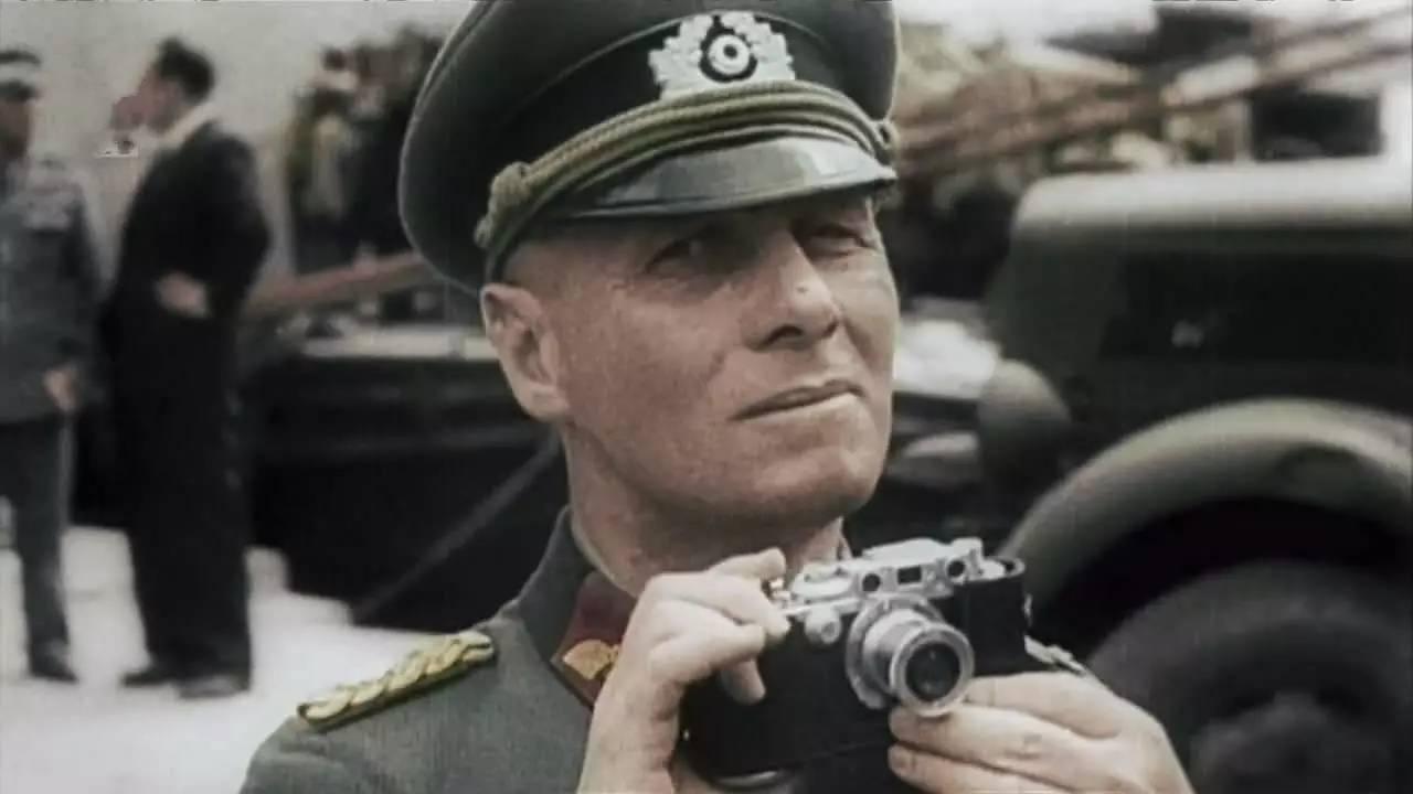 我们的隆美尔下载_最专一的二战名将隆美尔:背叛妻子,就是背叛自己的生命