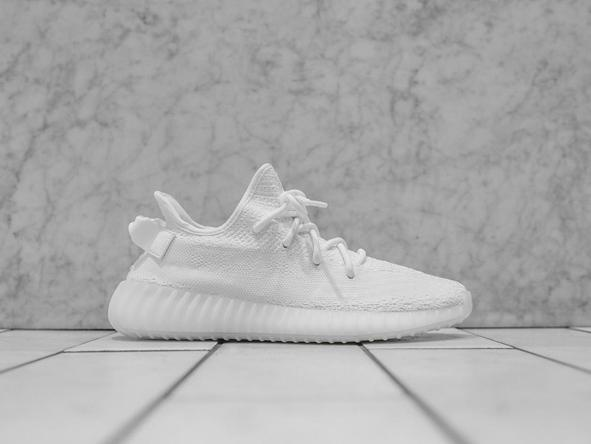 Adidas Yeezy Boost 350 v2 Core Black / Core White BY1604