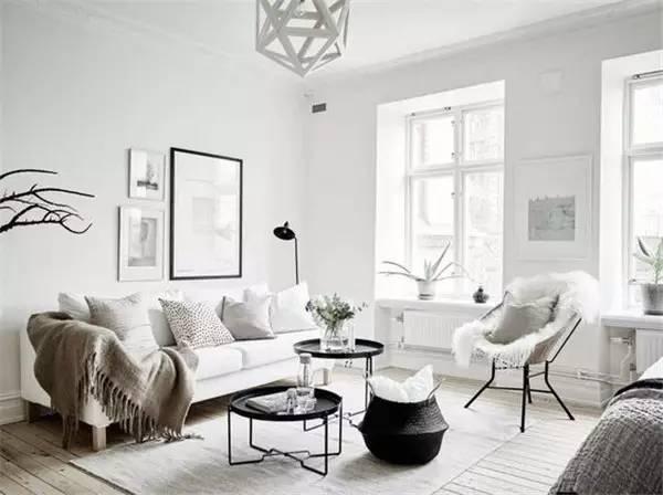 手把手教你打造一个北欧风格的家 时尚潮流 第10张