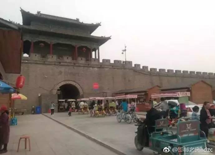 邯郸 人民路机动车道将全线提升 祁同伟 本是邯郸人图片