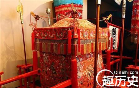 为什么清朝的女子出嫁都要坐轿?
