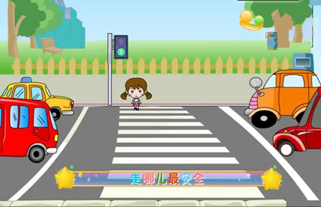 ⑥ 遵守交通规则,培养安全意识图片