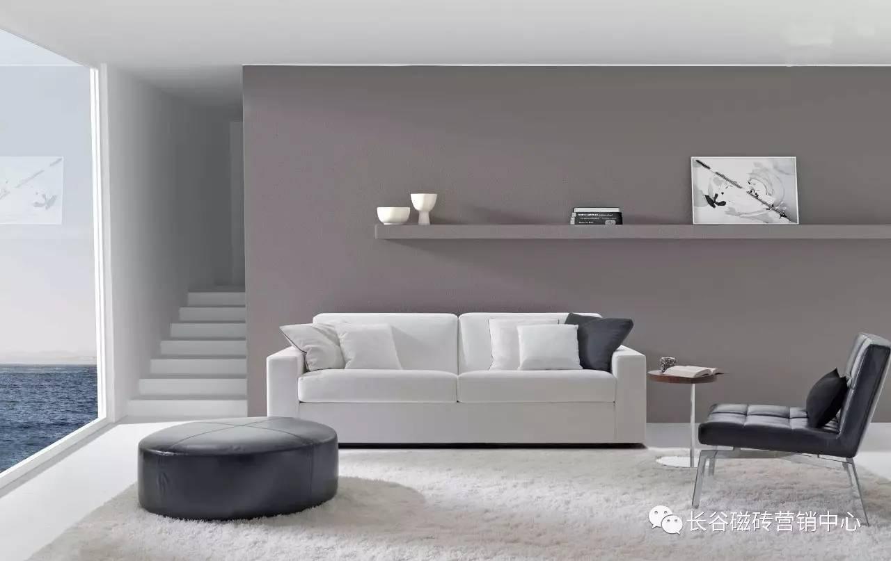 现代意式采用极简风的设计理念,摒弃古典家具中繁琐的雕花和装饰,让图片