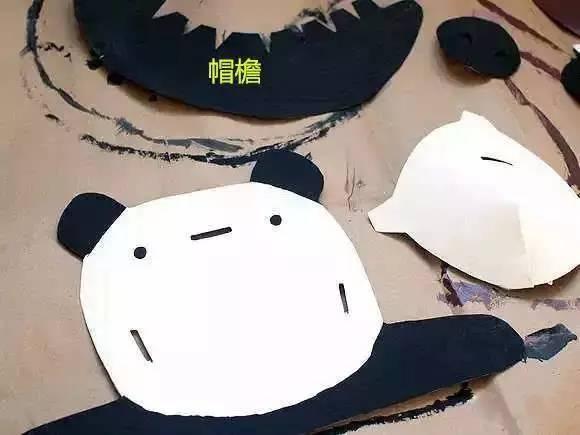 幼儿园手工帽子派对 各种漂亮的小帽子等你来制作呦