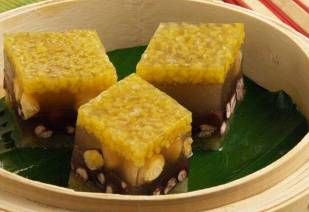 五谷杂粮糕以蒸的方式做成熟食,-江门独创吃蟹方法赶紧学起来 原来