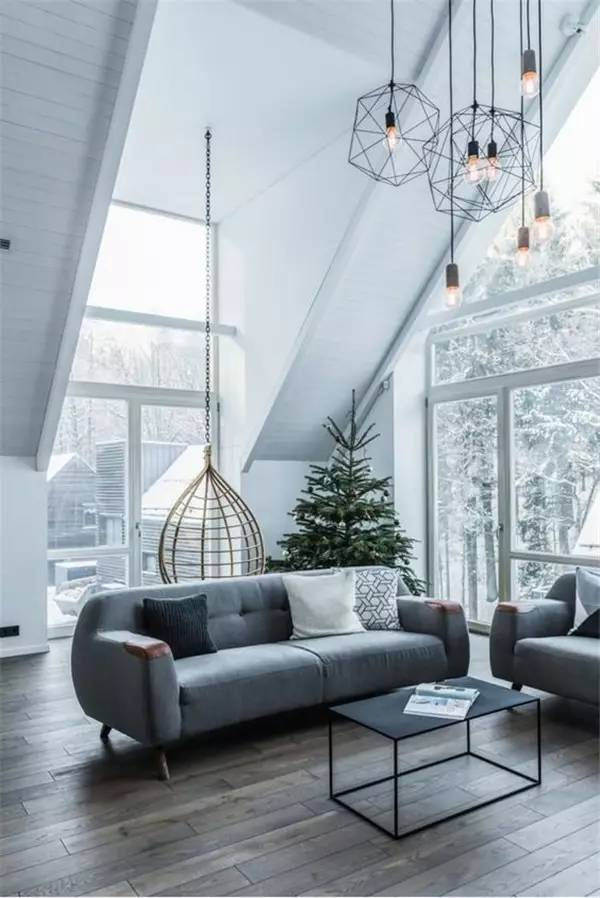 手把手教你打造一个北欧风格的家 时尚潮流 第26张