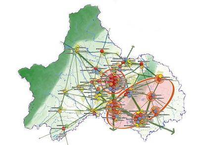 成都:优化拓展城市空间,提高城市功能质量