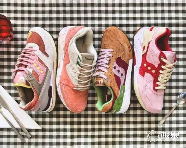 saucony鞋