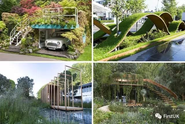 1.cloudy bay花园,由sam ovens设计   2.senri-sentei--车库花园,由kazuyuki ishihara设计   3.brewin dolphin花园,由rosy hardy设计   上周伦敦切尔西花展上的12个花园设计会