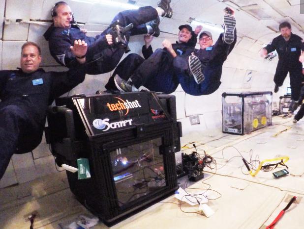 一切就绪?未来工厂可能会悬浮太空 - 康斯坦丁 - 科幻星系