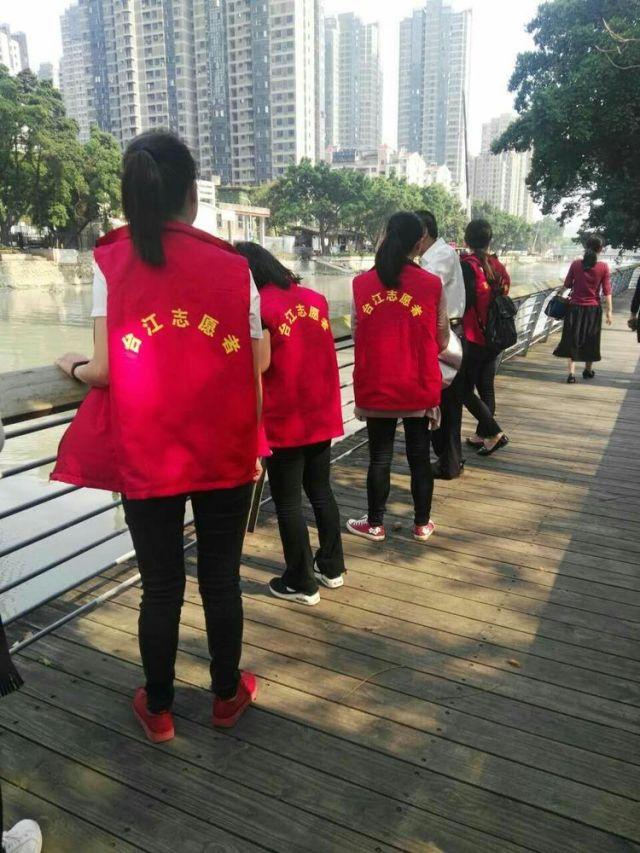 台江区环保志愿行活动风采剪影 一