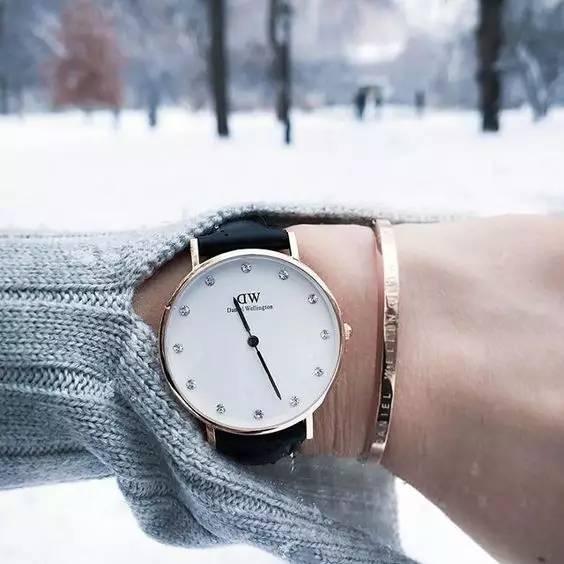 想要拥有好品味,怎能没了一款DW手表