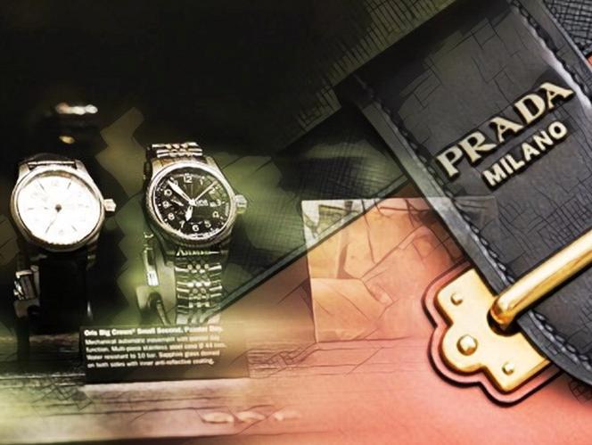 奢侈品不好卖:普拉达利润腰斩瑞士钟表出口下滑