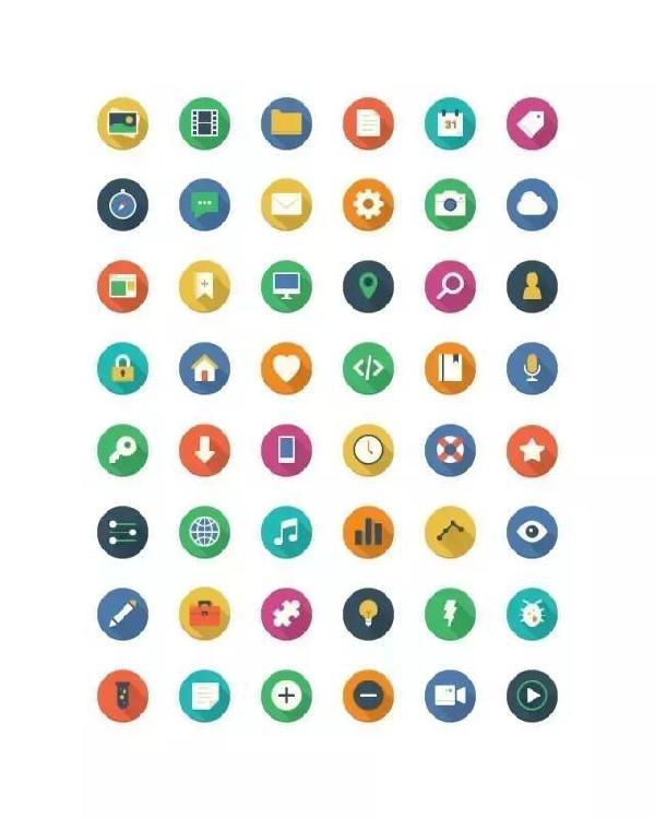 中软卓越:UI设计排版学习哪些软件?模板需要设计杂志图片