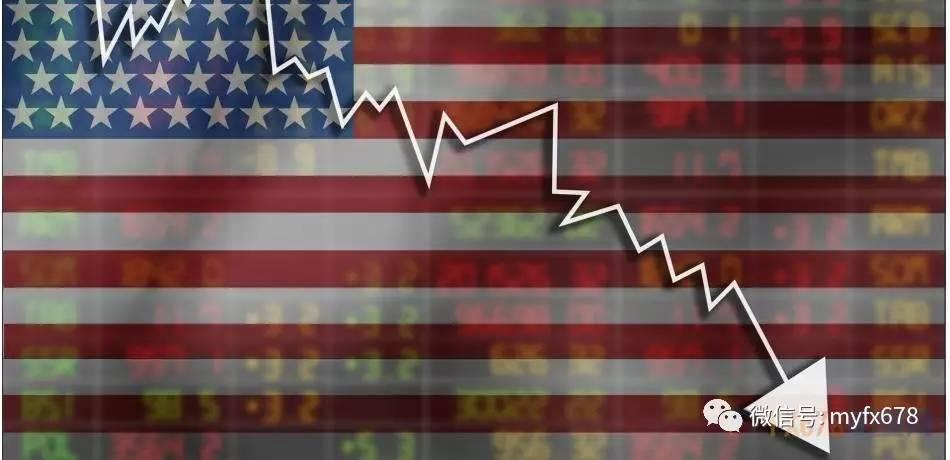 2013一季度美国gdp_美国一季度实际GDP年化季率为0.7%