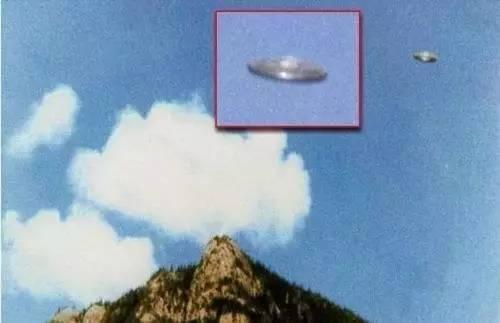 UFO外星人真存在 一组图片曝UFO惊人真相