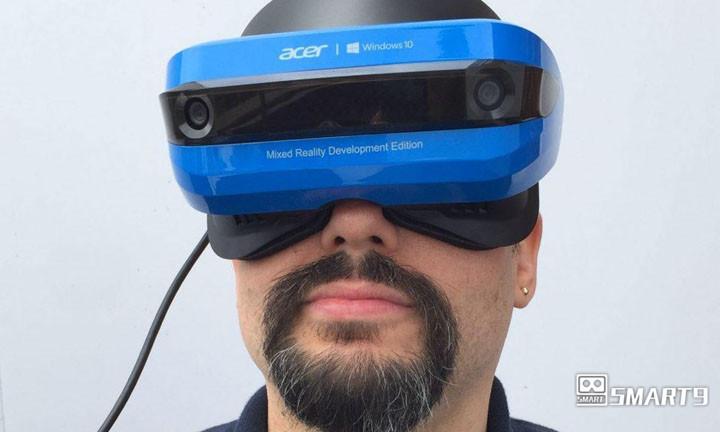 微软联手宏基:展示VR版Windows操作系统  科技资讯 第4张