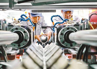 高端装备制造产业集群发展 图