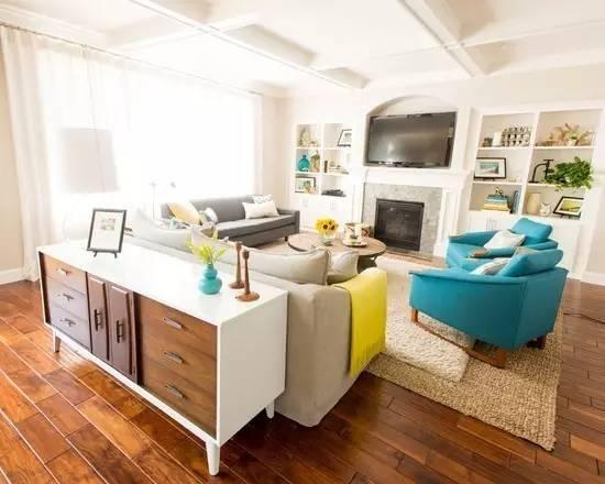 易居装饰|装修设计收费标准终于装修,以后再也怎么70三室一厅平设计图发布的图片