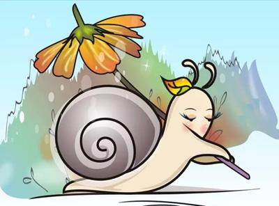 你家孩子有可能是一只蜗牛,带你发现不同的美好
