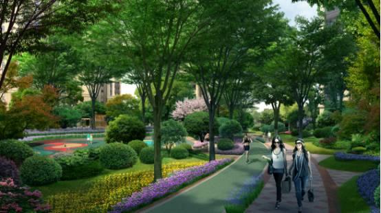 武汉方岛公园规划图