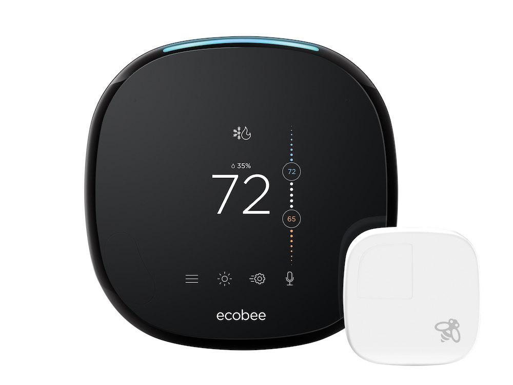 Ecobee新智能调温器加了亚马逊的人工智能助理吗?