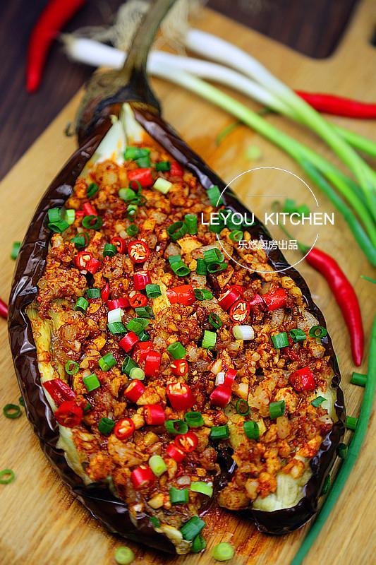 茄子和肉末的超下饭做法