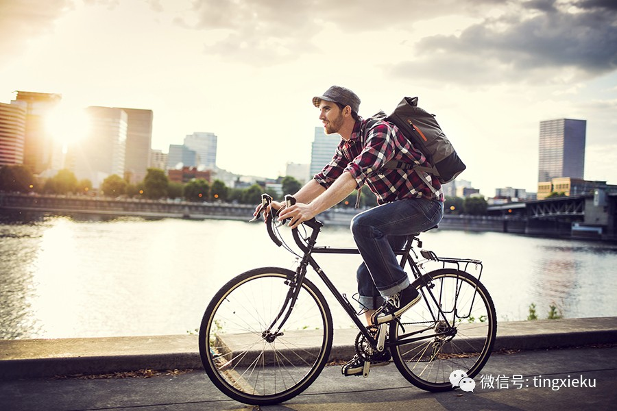 骑自行车能降低癌症风险,共享单车要笑醒了