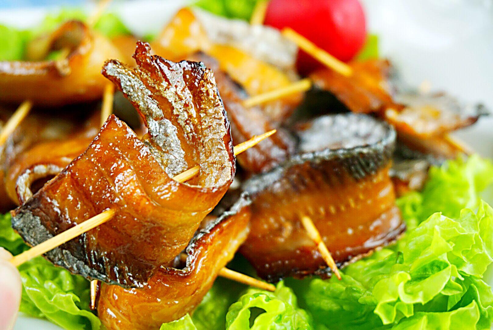 带鱼不油炸,还用牙签扎,这竟是超好吃的下酒菜 - 格格 - 格格的博客