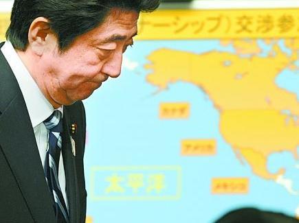 日本想当老大都急了,没美国的TPP也要,五国也行