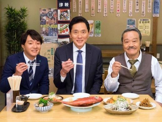 东京台看板剧实现联动 钓鱼迷美食家串场亮相
